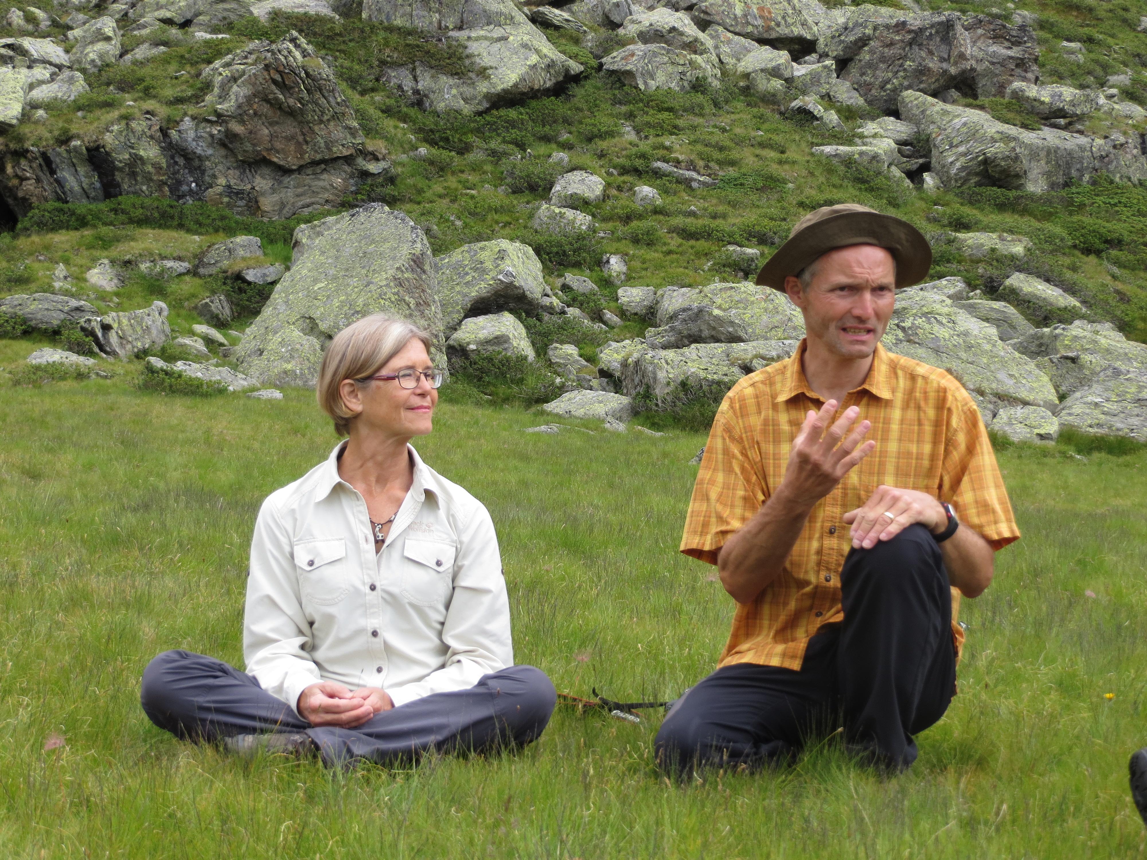 Naturretreat - Gewaltfreie Kommunikation und Achtsamkeit im Einklang mit der Natur im Nationalpark Hohe Tauern mit Ralf Clar und Heike Wintz @ Lienzer Hütte, Osttirol | Tirol | Österreich